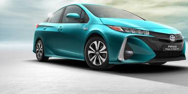 Das ist der neue Prius Plug-in-Hybrid