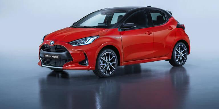 Neuer Toyota Yaris geht an den Start
