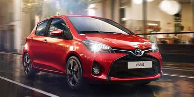 Toyota bringt den Yaris Edition