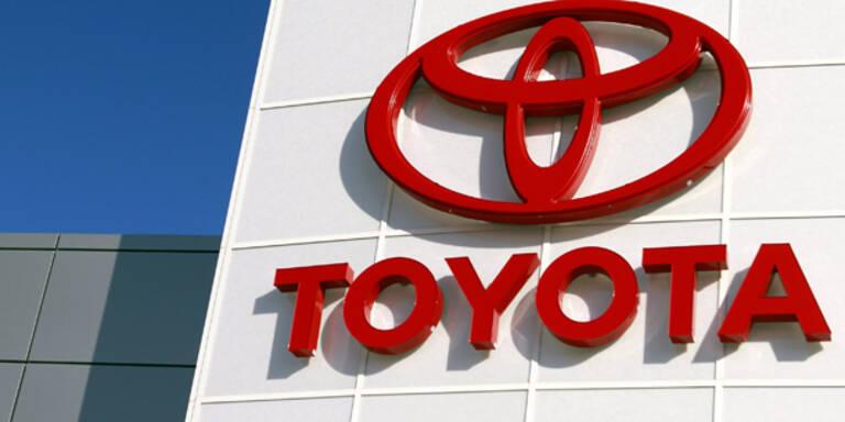 Mega-Rückruf-Aktion bei Toyota