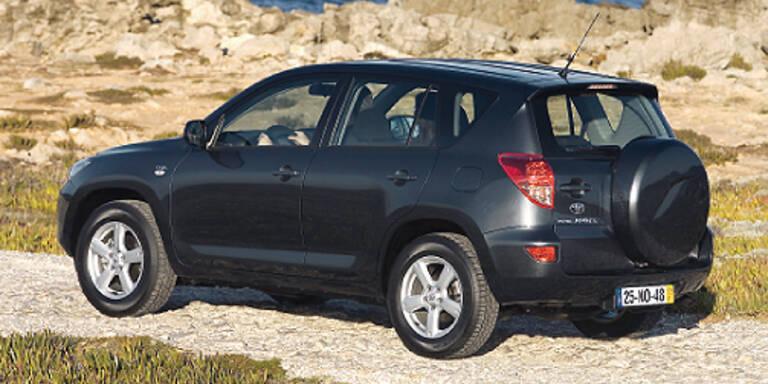 Airbag-Probleme bei Toyota-Geländewagen