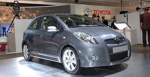 Kompakter Sportler von Toyota