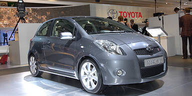 Toyota Yaris TS 1