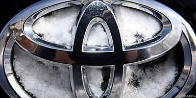 Toyota steigerte weltweiten Absatz im Februar um 13 %