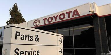 Toyota verstieß gegen Informationspflicht