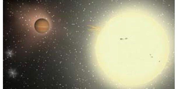 Größter Planet des Universums entdeckt