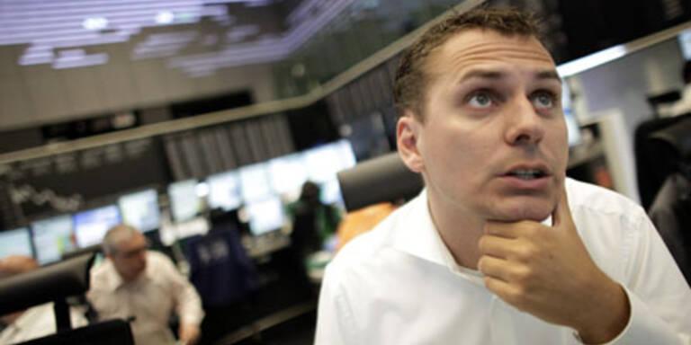 Europas Börsen zu Mittag weiter schwach