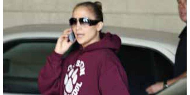 Jennifer Lopez trainiert für ersten Triathlon
