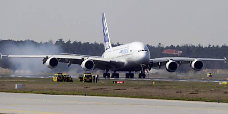 Trainingsflüge auch nach Österreich