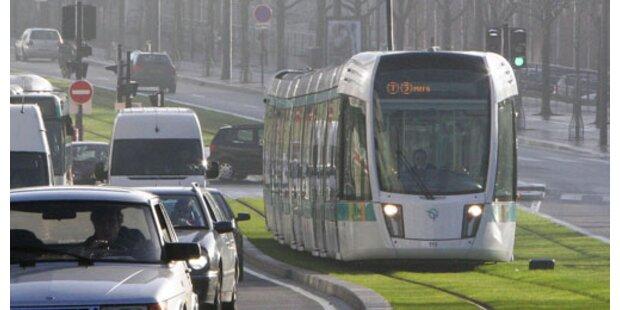 Tramfahrer beschimpfte Fahrgast als