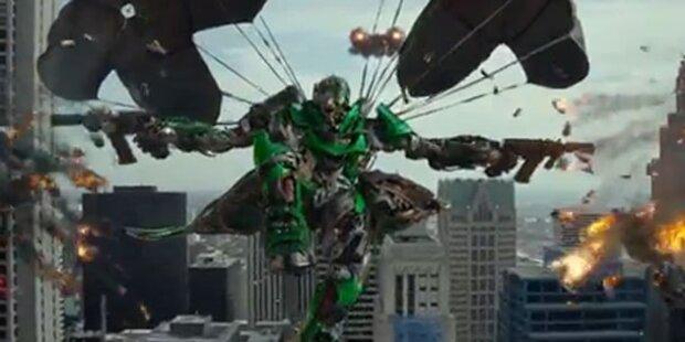 Transformers: Der schlechteste Film?