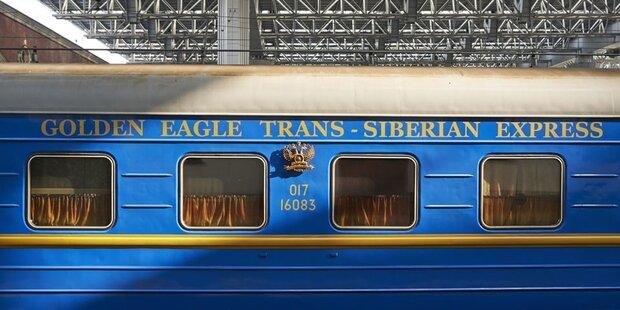 Transsibirien-Bahn soll bis nach Wien fahren