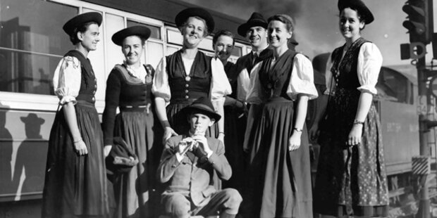 Filmcasting: The Trapp Family - A Life of Music
