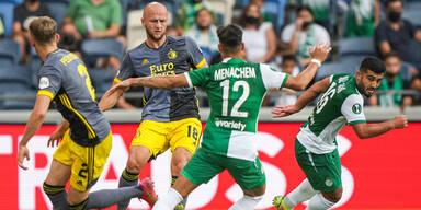 Trauner & Feyenoord starten mit Remis