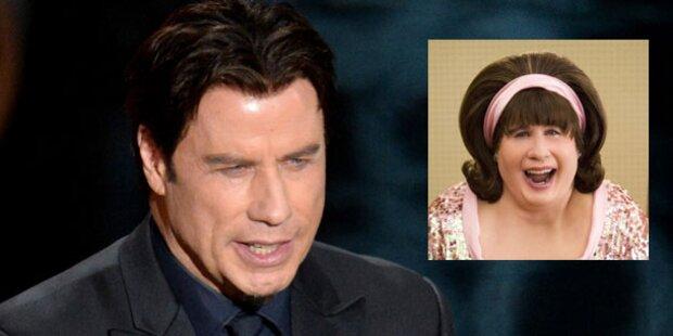 Travolta verärgert über verpatzte Oscar-Rede