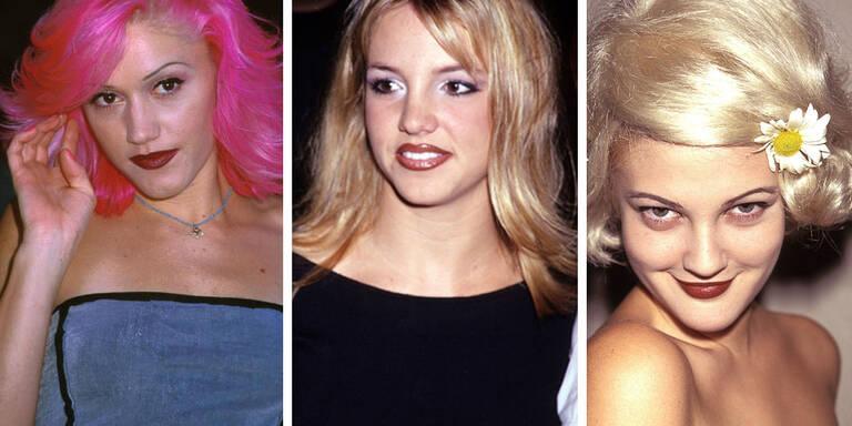 Diese 90er Beautytrends sind wieder da!