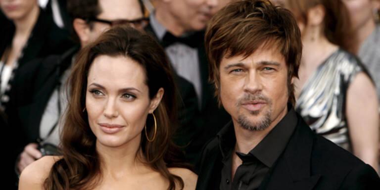 Trennung - Angelina Jolie und Brad Pitt