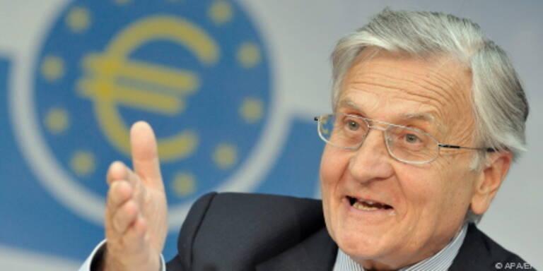 Trichet kündigt rasches Handeln der EZB an