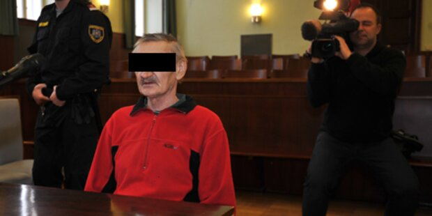 71-Jährige erstochen: Acht Jahre Haft