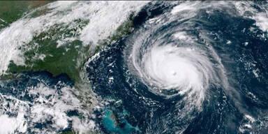 """USA: Hurrikan """"Michael"""" rückt näher"""