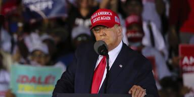 Donald Trump: So will er wieder Präsident werden