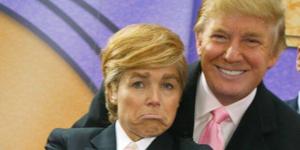 Diesen Fasching sind Trump-Perücken der Hit