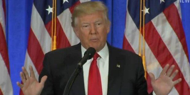 Trump ist neuer US-Präsident