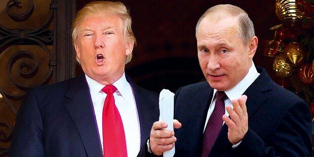 Peinlich: So will Russland US-Unterstützung für IS