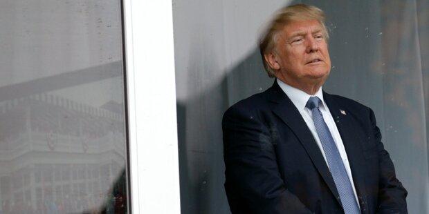 Trump verärgert über Gesundheitsminister