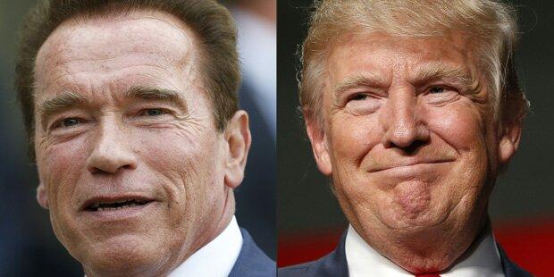 """Arnie: """"Will ihn gegen den Tische schlagen"""""""