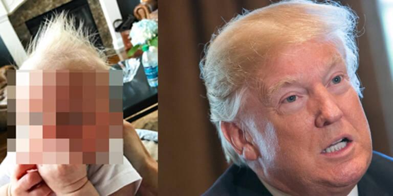 Wie Alt Ist Barron Trump