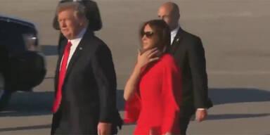 Trump lässt Melania erneut links liegen