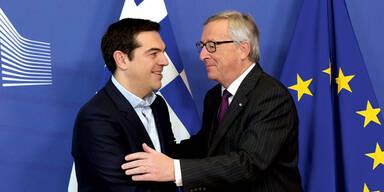 Griechenland will keine Budget-Defizite mehr