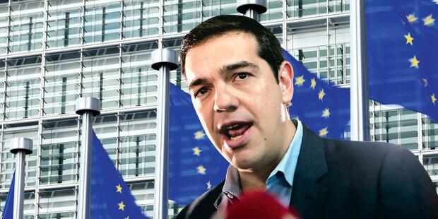 Spaltet Tsipras die EU?