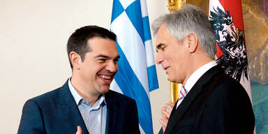 Koalitions- Krach wegen Tsipras