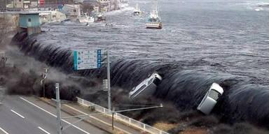 Tsunami: So entsteht die Killer-Welle