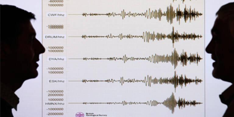 So rollt der Tsunami durch den Pazifik
