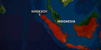 Immer wieder Beben auf Sumatra