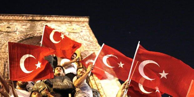 Erdogan-Fans stürmten Kirchen