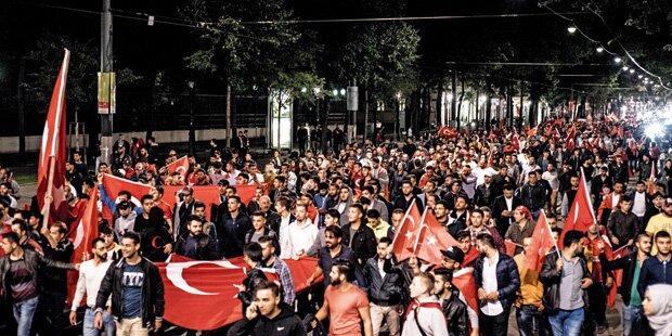 So leben Türken in Österreich
