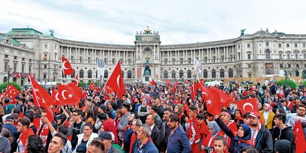 Politik geht gegen Türkei-Demos vor