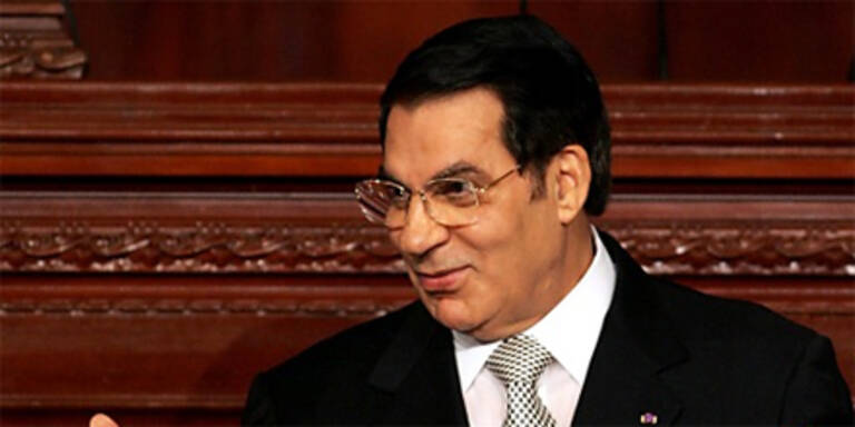 Ben Ali liegt angeblich im Koma
