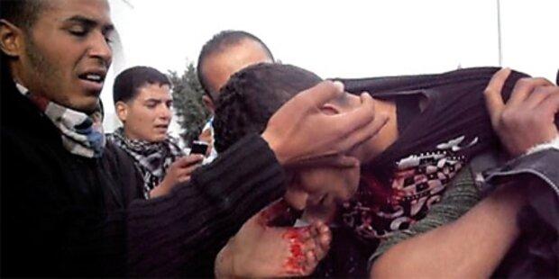 In Tunesien eskaliert die Gewalt