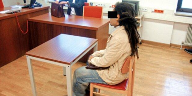 Tunesier übergoss Ehefrau mit Benzin