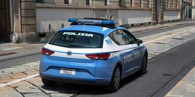 Massaker: Mann tötete vier Personen in Turin