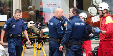 Finnische Ermittler identifizierten Messerangreifer von Turku