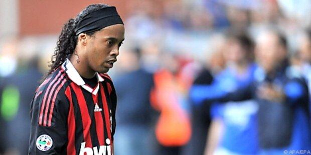 Brasilien bei WM in Südafrika ohne Ronaldinho
