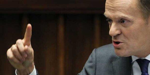 Abhöraffäre: Polens Regierung in Bedrängnis