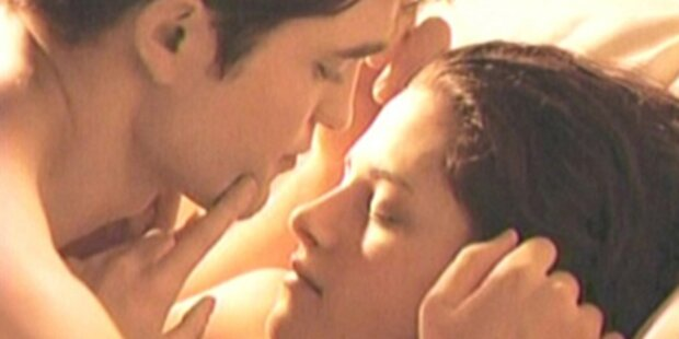 Erster (Film-)Sex für Pattinson