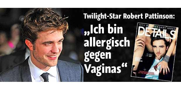 Pattinson: